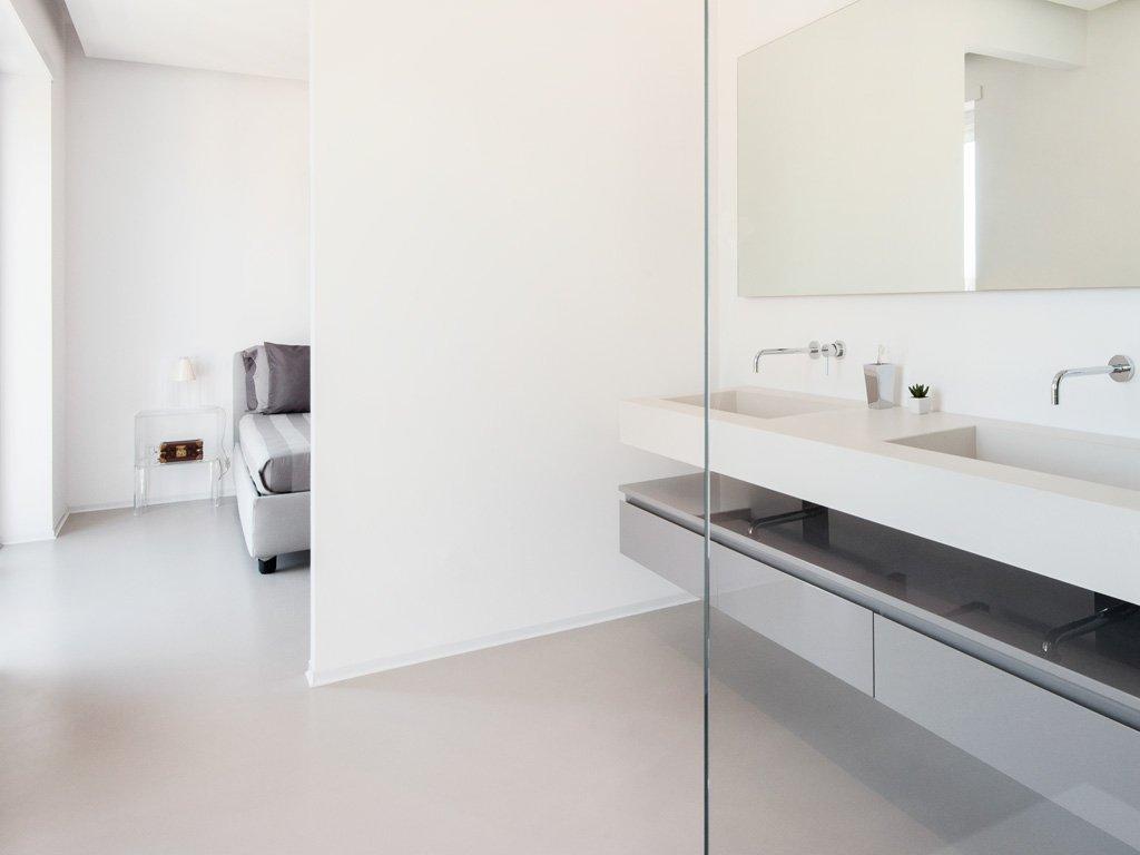 Superfici milano superfici continue - Impermeabilizzare fughe piastrelle doccia ...
